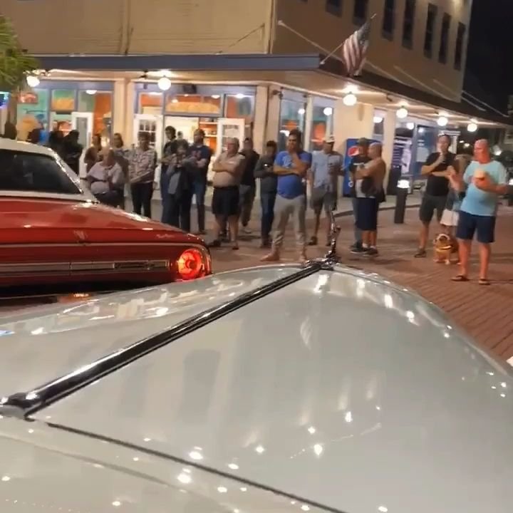 Classic Car Cruise @ My Old Town Kissemmee