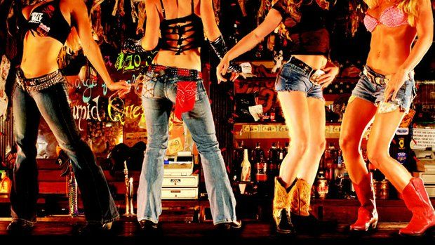 Come On Ladies Dance On Top Of The Bar At Coyote Ugly