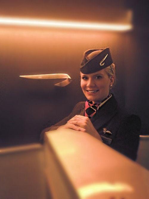 British Airways cabin crew Flight Deck Crews, Ground Crews  Cabin