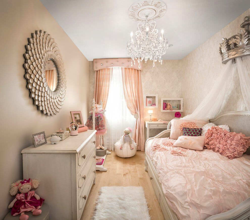 How To Decorate A Princess Theme Bedroom Girly Bedroom Girl Bedroom Decor Girl Room