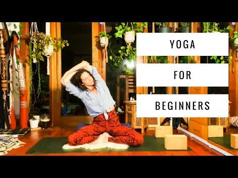 yoga for beginners  flexibility training  post workout