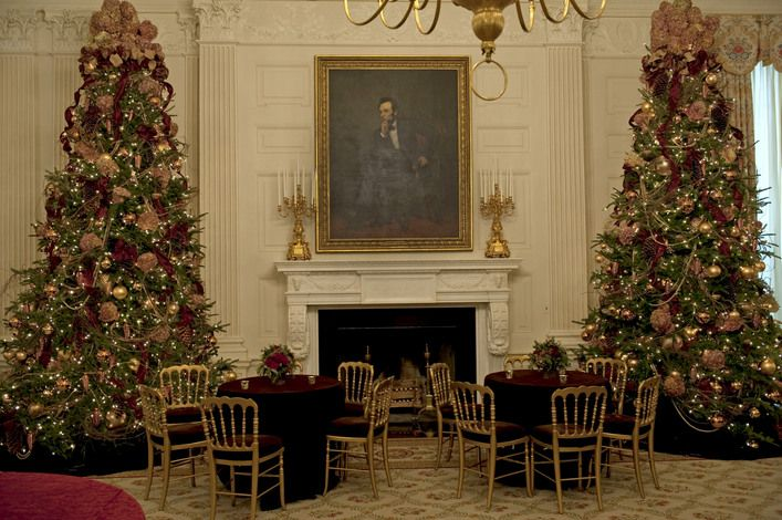Pictures Of White House Dining Rooms