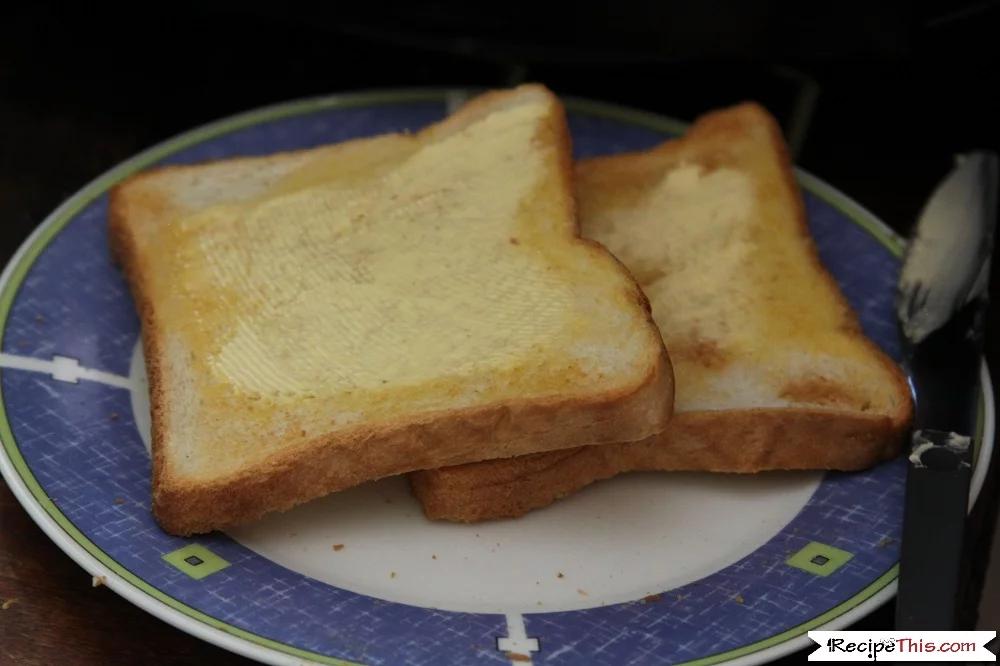Air Fryer Toast Recipe in 2020 Air fryer recipes