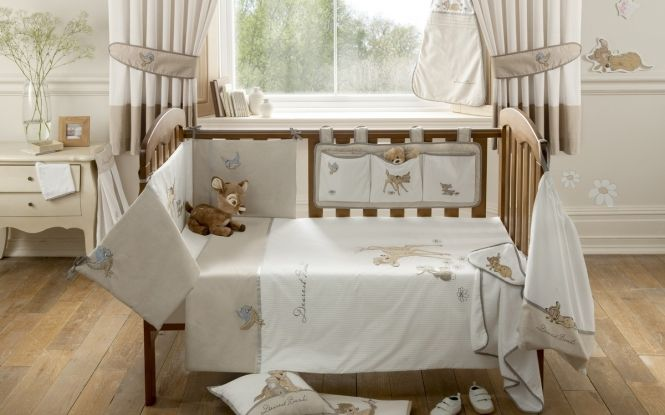 Disney Bambi Nursery Bedding Disney Bambi Nursery Cot