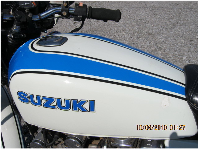 1980 Wes Cooley Suzuki Original GS1000-S | Groosh's Garage