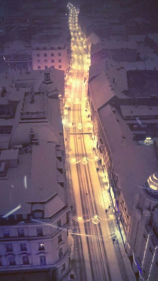 Snjezna Ilica Photo C Matija Klobucaric Zagreb Croatia Croatia Zagreb