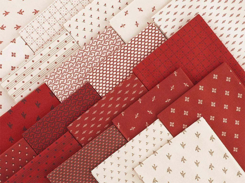 Moda Songbird Gatherings by Primitive Gatherings Precut Fabric ... : primitive quilt fabric - Adamdwight.com