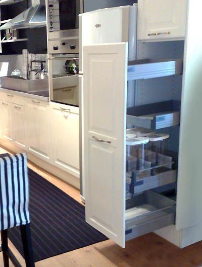 Cool+Gadgets+For+Small+Spaces Counter Space Small Kitchen Storage