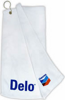 Free Delo Motor Oil Fishing Towel!