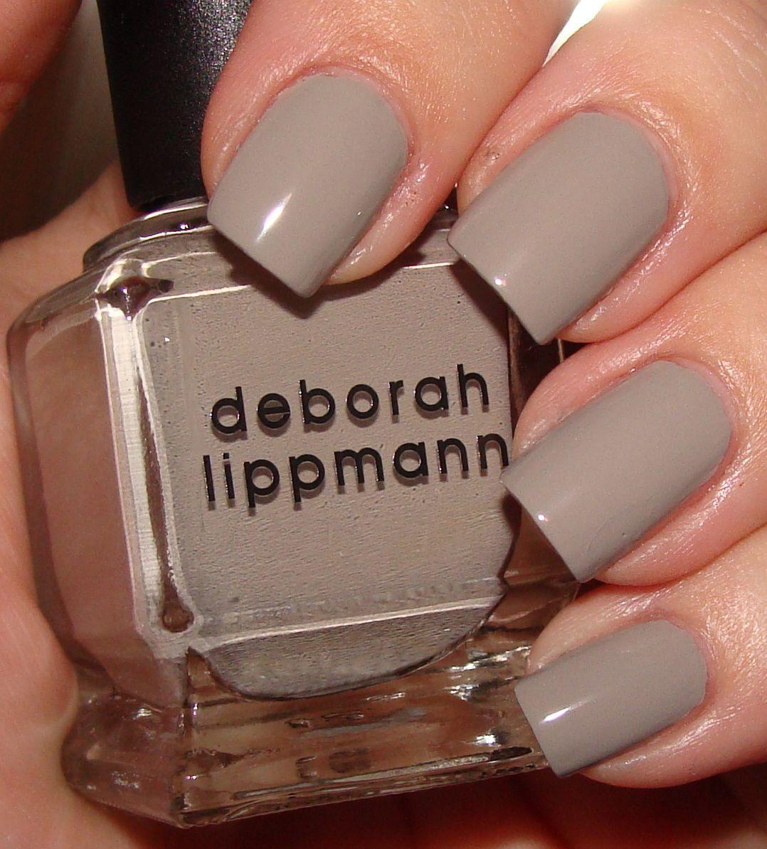 Deborah Lippmann - Waking up in Vegas | Fall Polish Collection ...