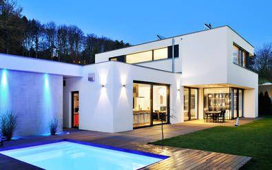 1110 einfamilienhaus neubau architekten architektur pinterest neubau. Black Bedroom Furniture Sets. Home Design Ideas