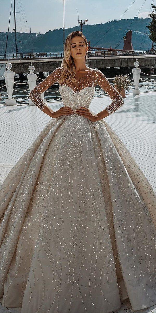 30 Disney Wedding Dresses For Fairy Bridal Look |