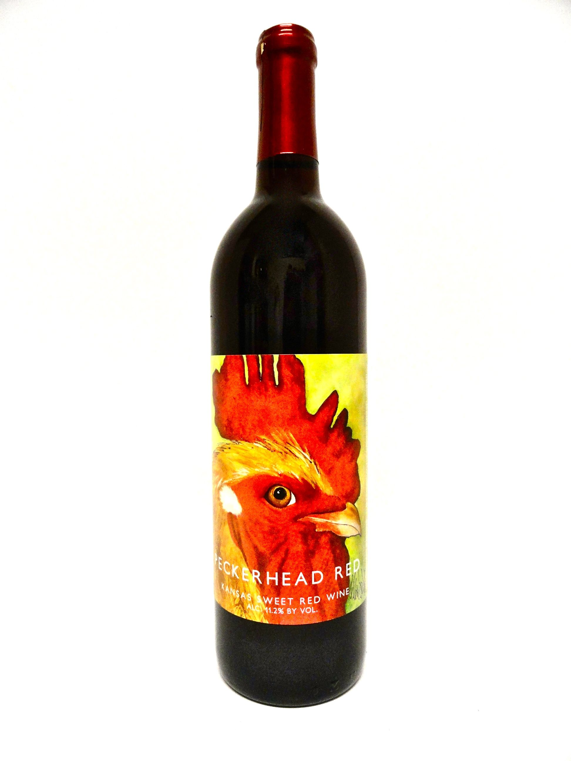 Peckerhead Red Sweet 14 Grace Hill Winery Handcrafted Wine Winery Red