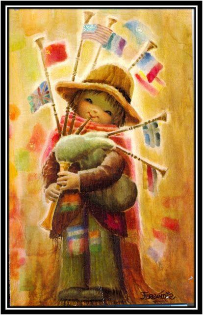 MALETA DE RECORTES: Antiguas postales de Ferrándiz