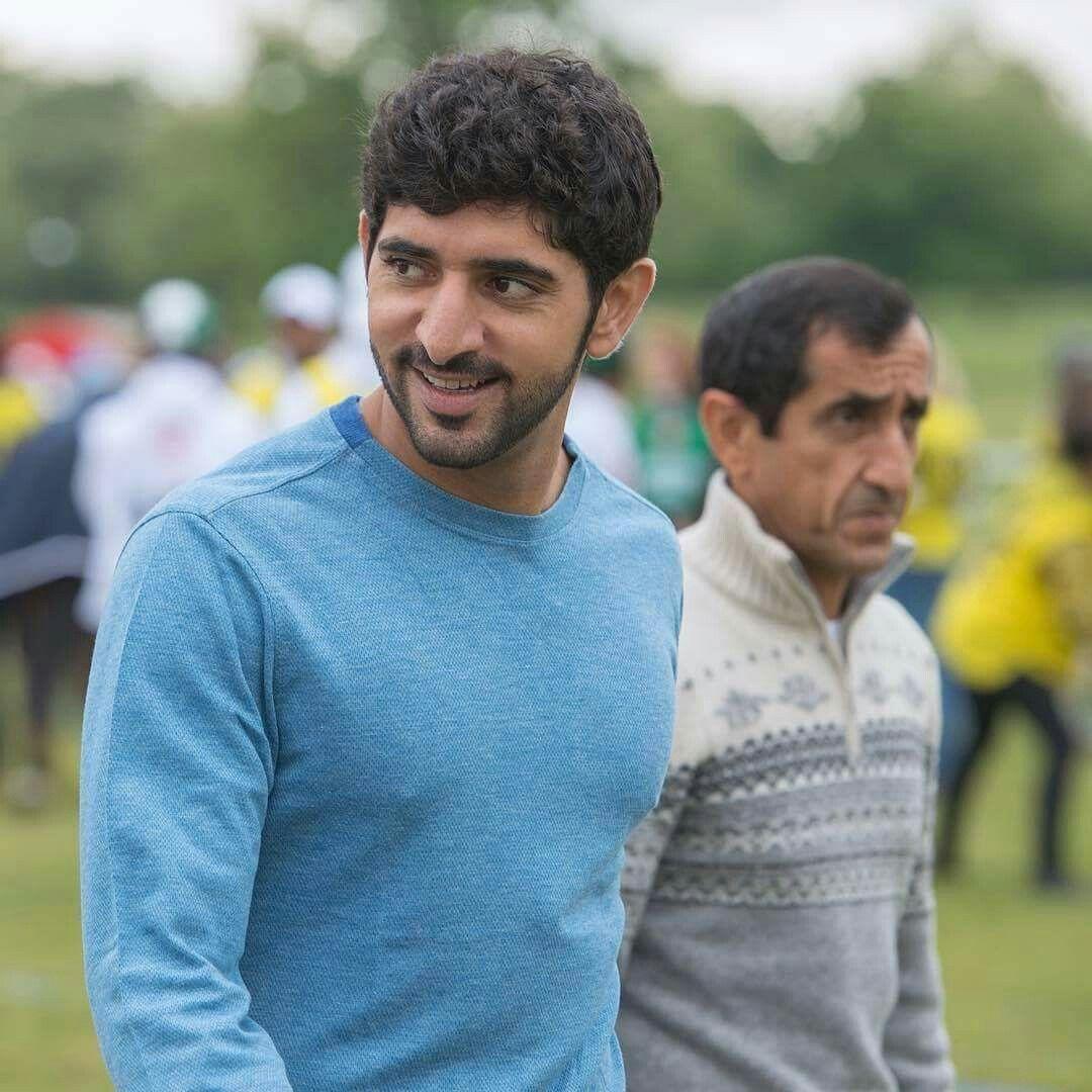 Sheikh Hamdan Mrm Fazza And Uncle Sheikh Saeed Celebridades