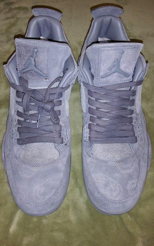 low priced f2dea 3012d Nike Air Jordan 4 IV Kaws XX 930155003 sz11   Stuff to Buy ...