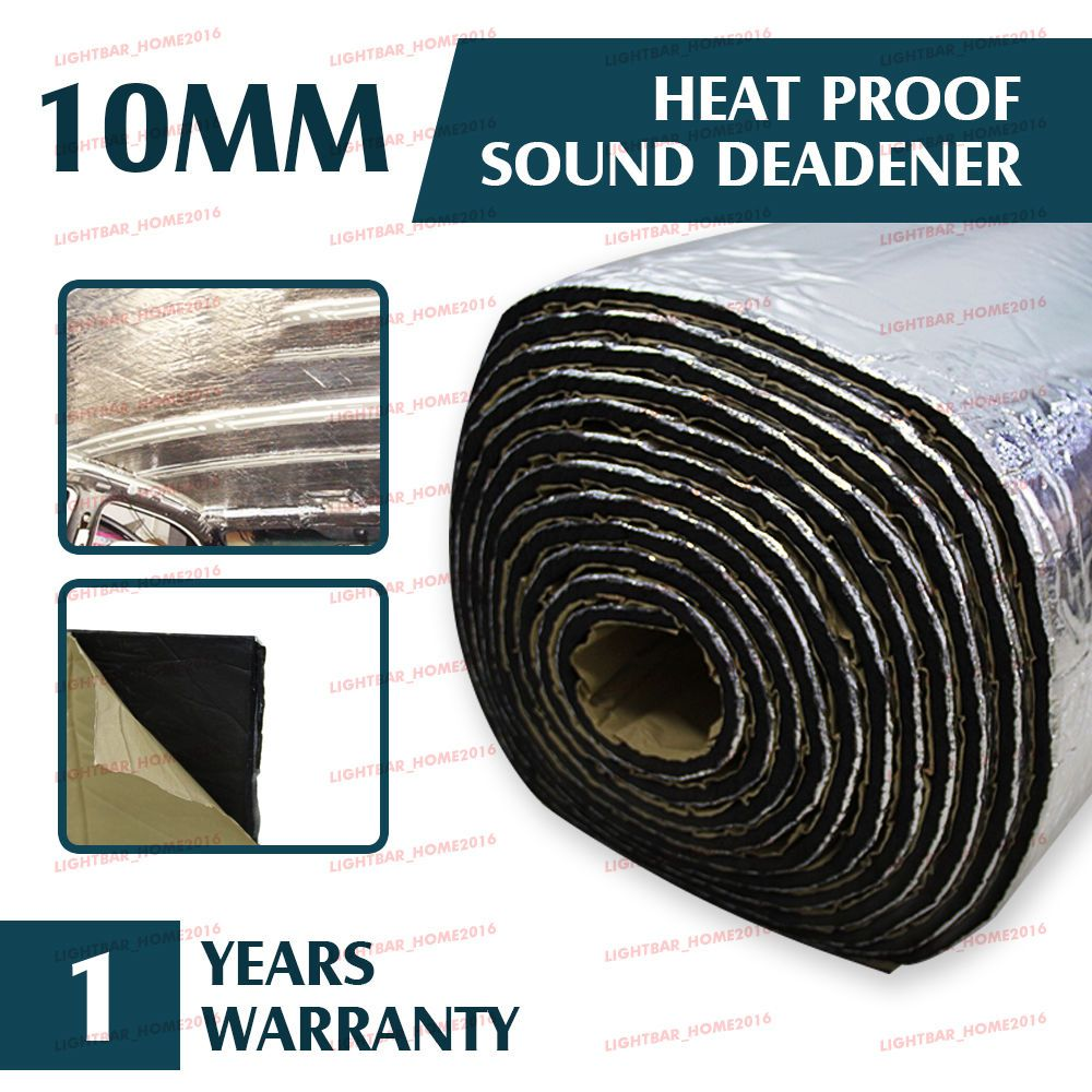 Car trunk heat insulation sound proof resist sheeting