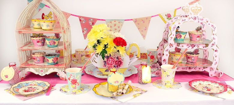 Truly Scrumptious Party Supplies   Party Delights   Party ...