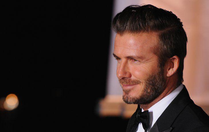 Pin for Later: Die 10 coolsten Papas aus Hollywood David Beckham
