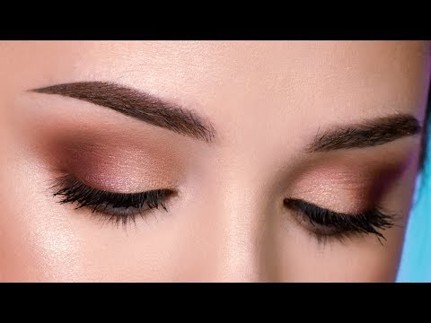 4 easy  affordable everyday makeup look  simple smokey