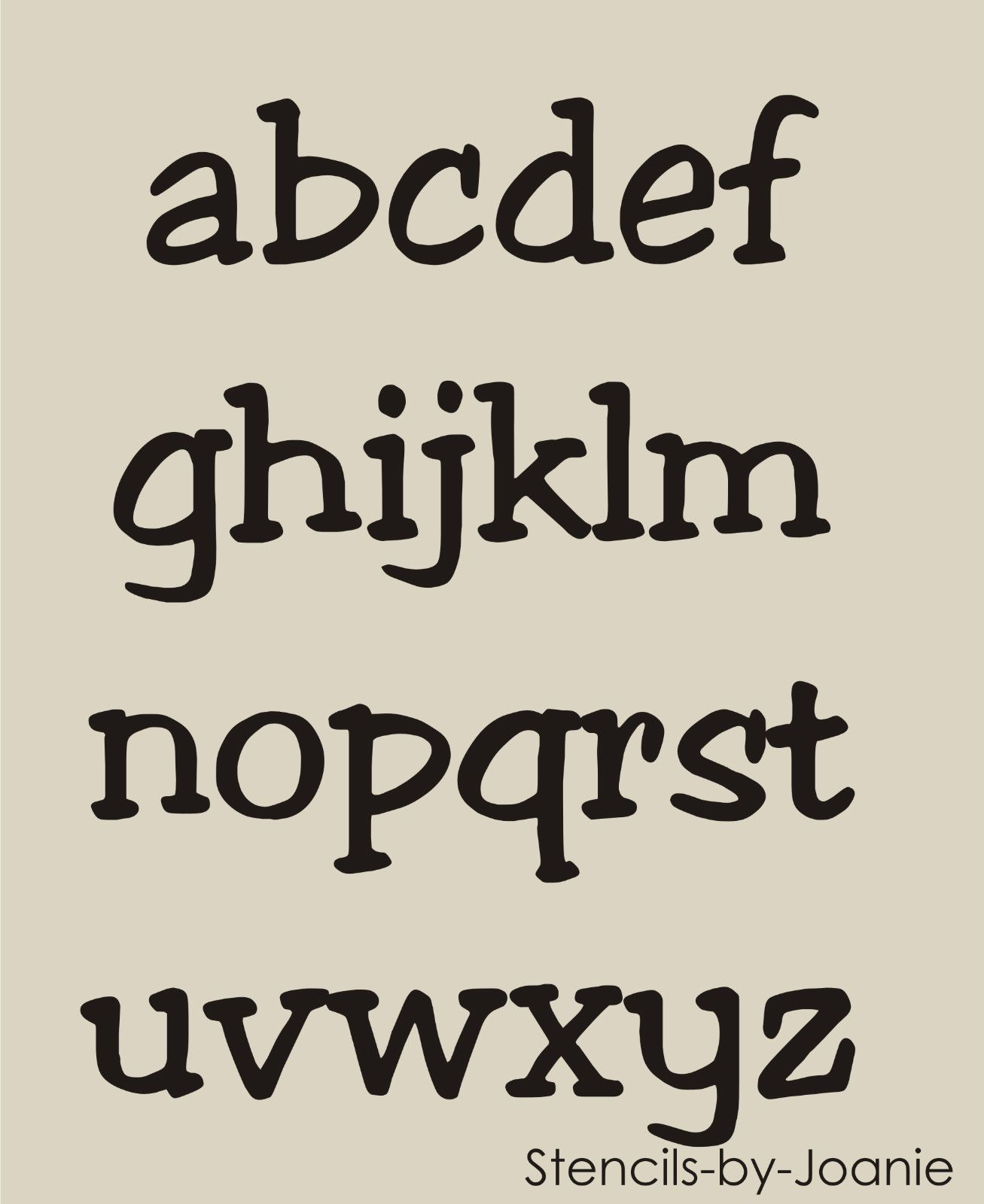 Stencil Fonts For Cut Out  WowCom  Image Results  Stencils
