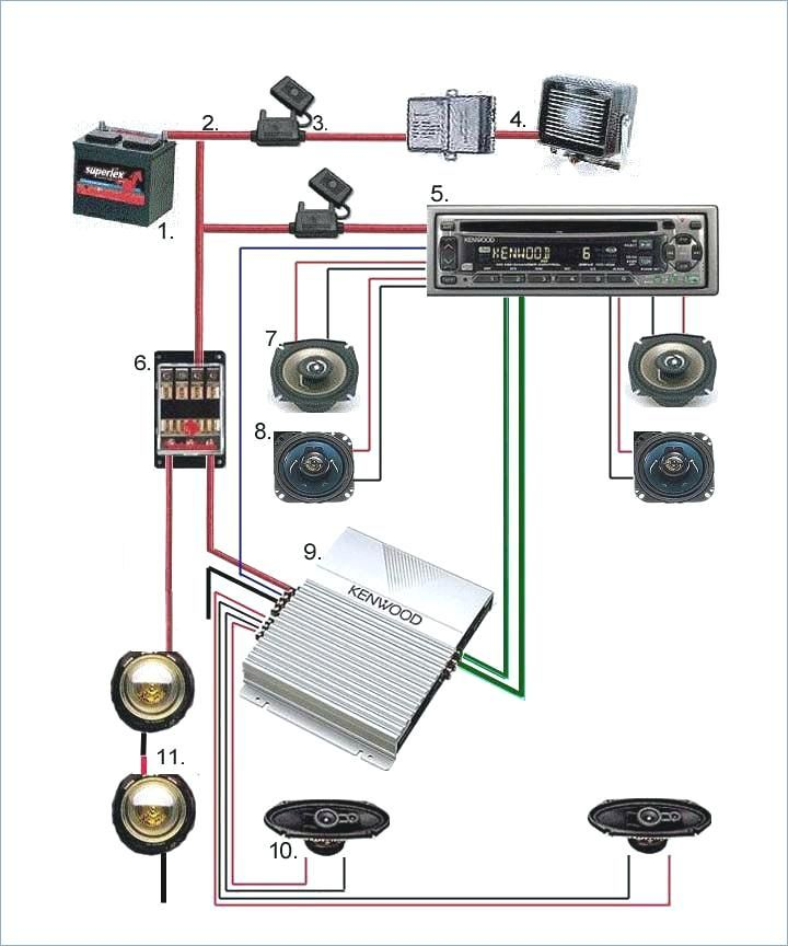 Sound System Wiring Basic Wiring Diagram For Whole House