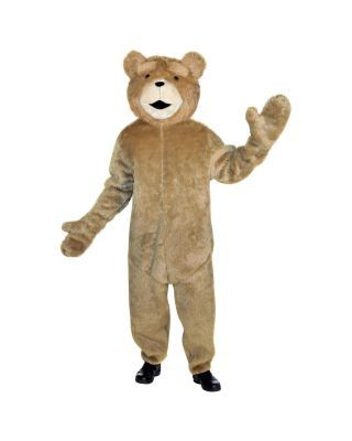 Ted Jumpsuit Adult Costume Deluxe