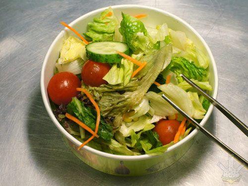 калорийность макдональдс салат цезарь