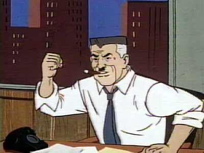 J Jonah Jameson | Fotos de spiderman, Hombre araña