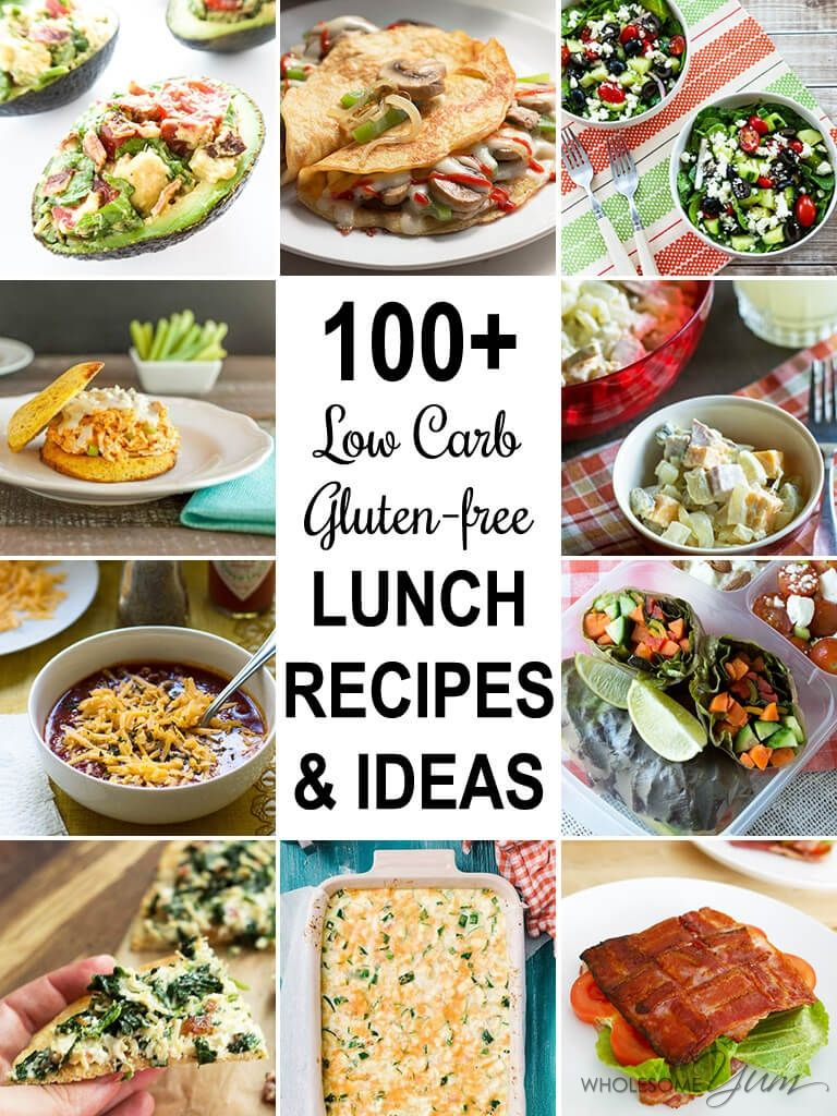 gluten free lunch ideas for guests