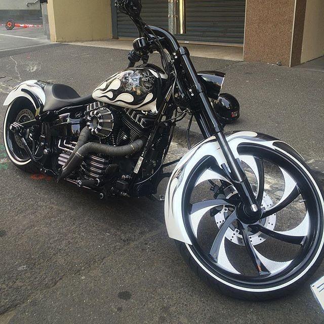 Harley Davidson Breakout For Sale Melbourne