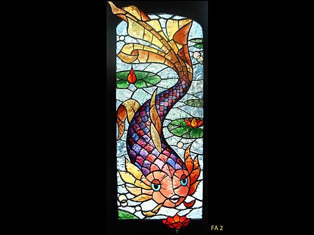 Vitraux Deniau Atelier De Creation De Vitraux En Dalle De Verre Sculptees Stained Glass Art Whimsical Art Stained Glass