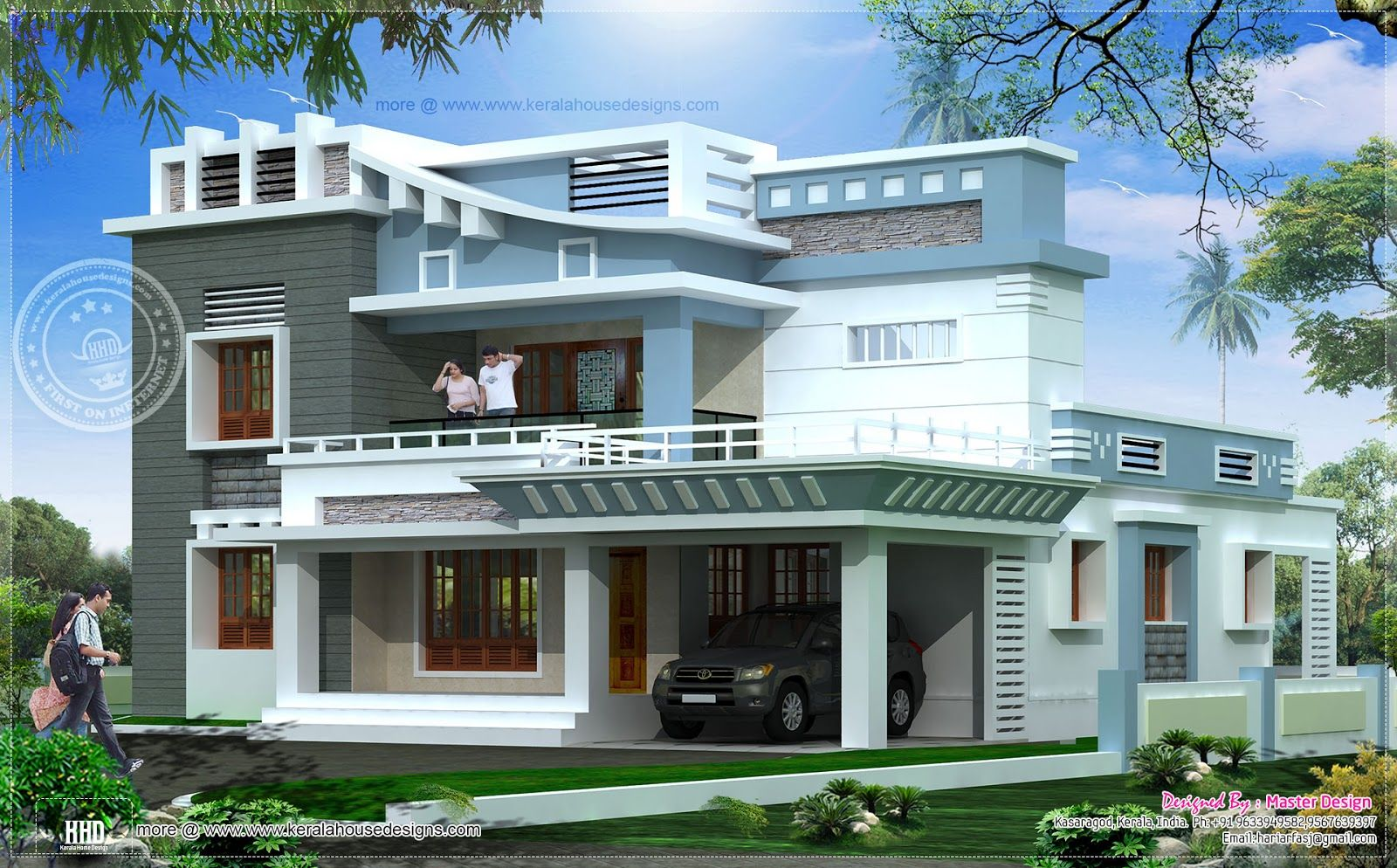 Exterior Building Design cool feet exterior home elevation - stylendesigns! | exterior
