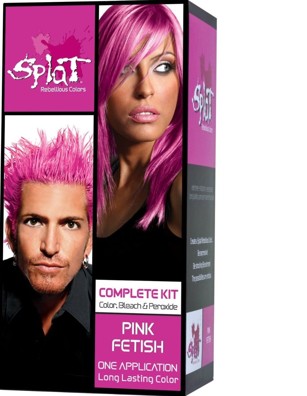 Pin By Caroline Cosgrove On Hair Splat Hair Color Splat Hair Dye Hair Color