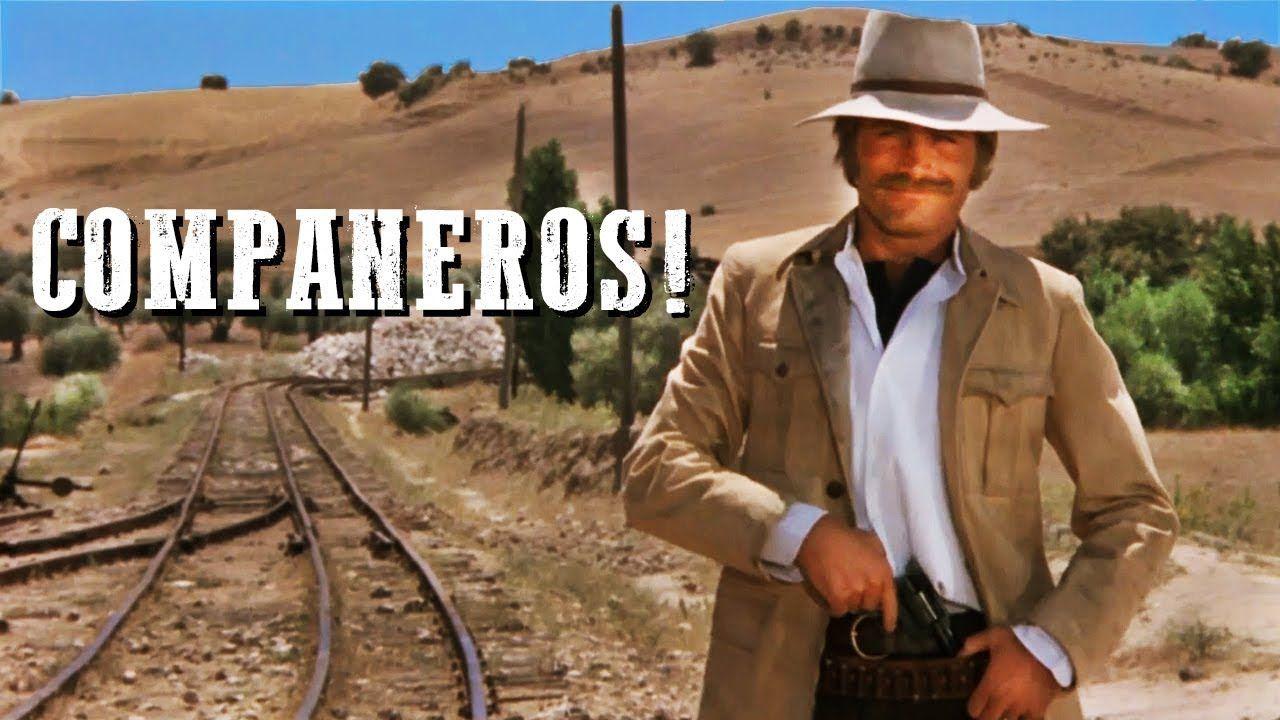 Companeros free western movie english full length