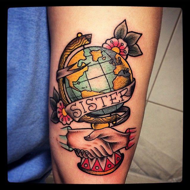 30 Superb Sister Tattoos Matching Ideas Colors Symbols Tattoos