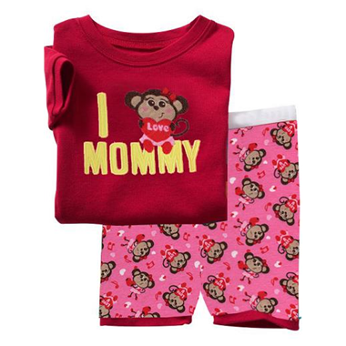 Baby gap OC078 - The design tell : I love you, momy, any mother want this, right ? Only for 6USD, high quality with cheap price, ship to anywhere, email to betomshop@gmail.com