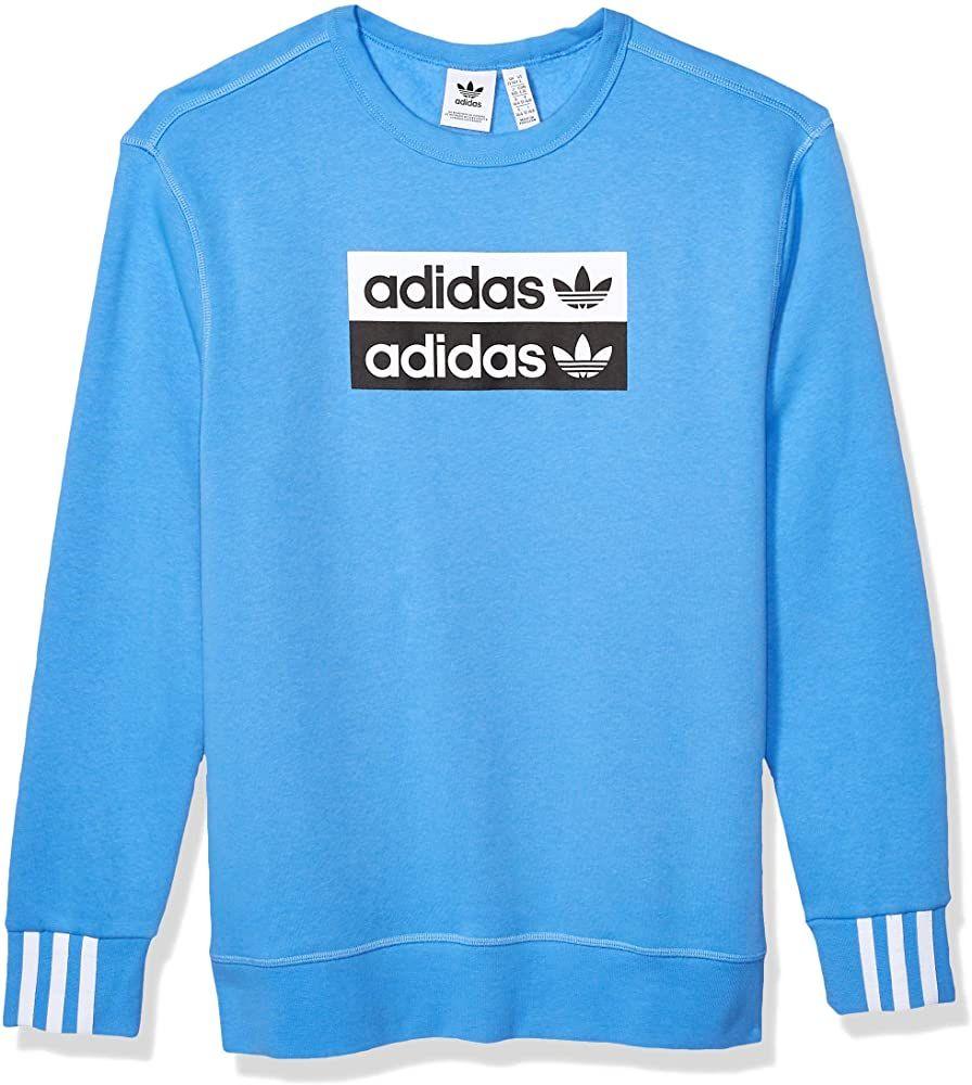 New Adidas Originals Kids Big Juniors V Ocal Crewneck Sweatshirt Adidas Sweater Fashion Is A Pop Adidas Sweater Crew Neck Sweatshirt Sweatshirts Online [ 1000 x 896 Pixel ]