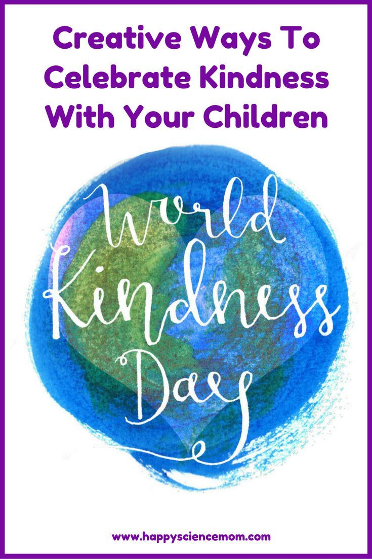 Kindness | World Kindness Day | Kids and Kindness | Community Service | Volunteer | Acts of Kindness | Happiness