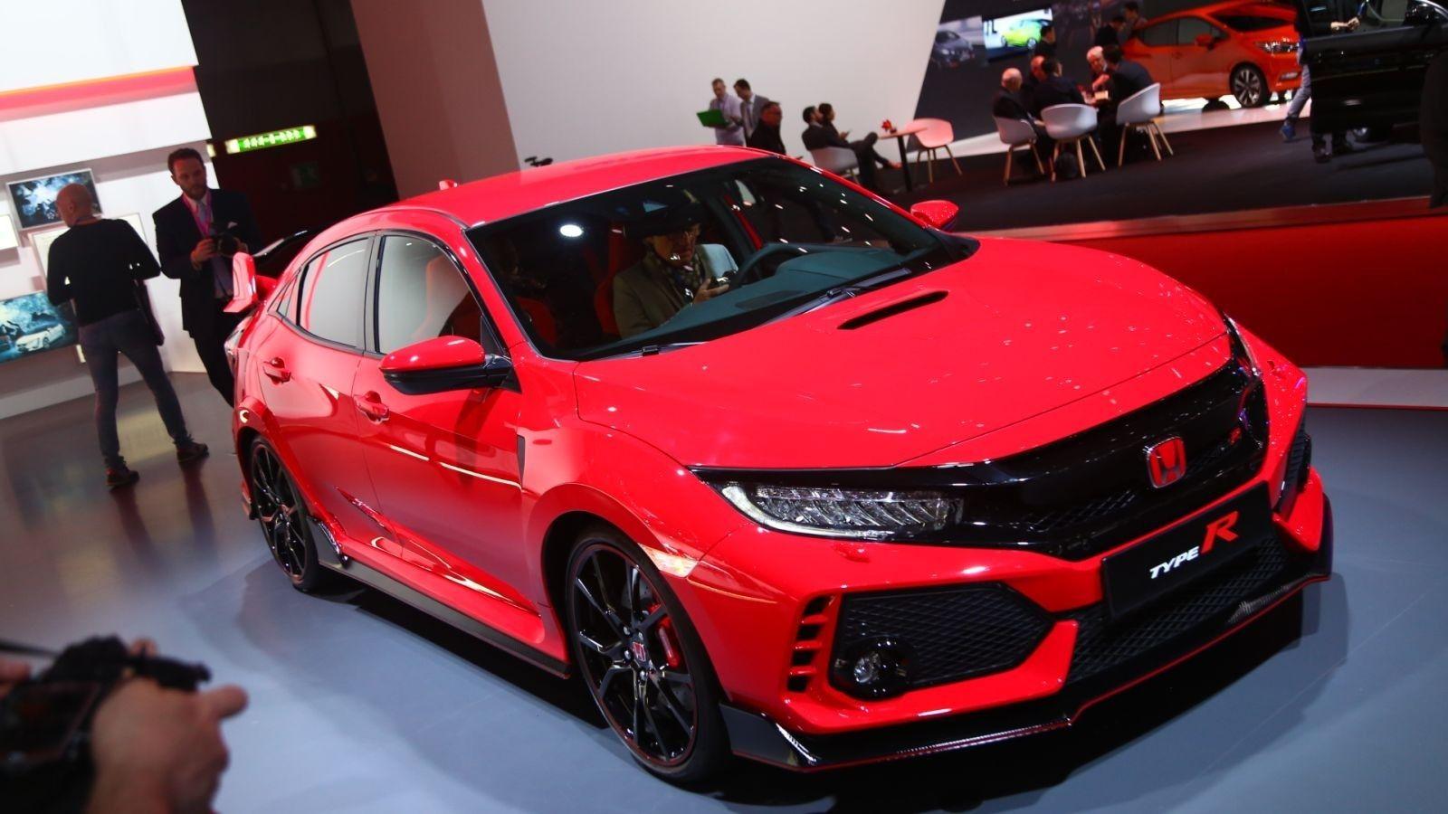 2021 Honda Accord Type R Exterior Honda civic si, Honda