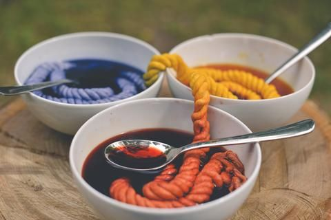 Techniques for Dyeing Twisted Cotton Rope – Ravenox