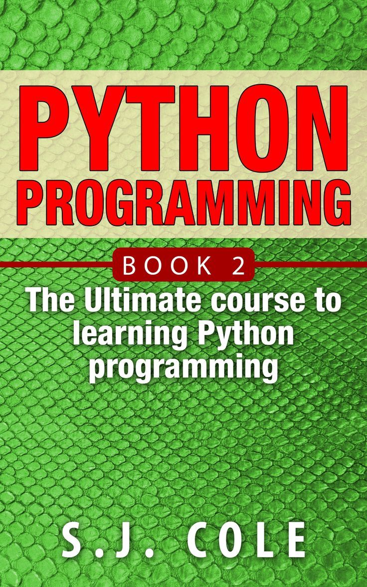 Libros Python Python Programming The Best Introduction To Learn Python