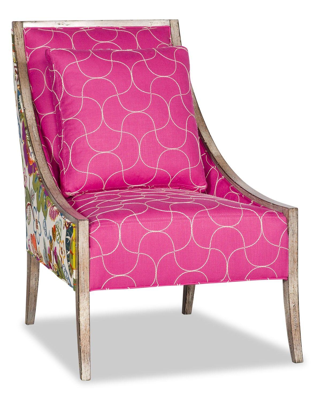 Ava chair in multi bright fun and colorful furniture