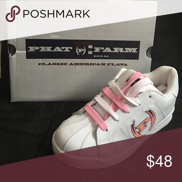 Phat farm shoes. Brand new   Shoes