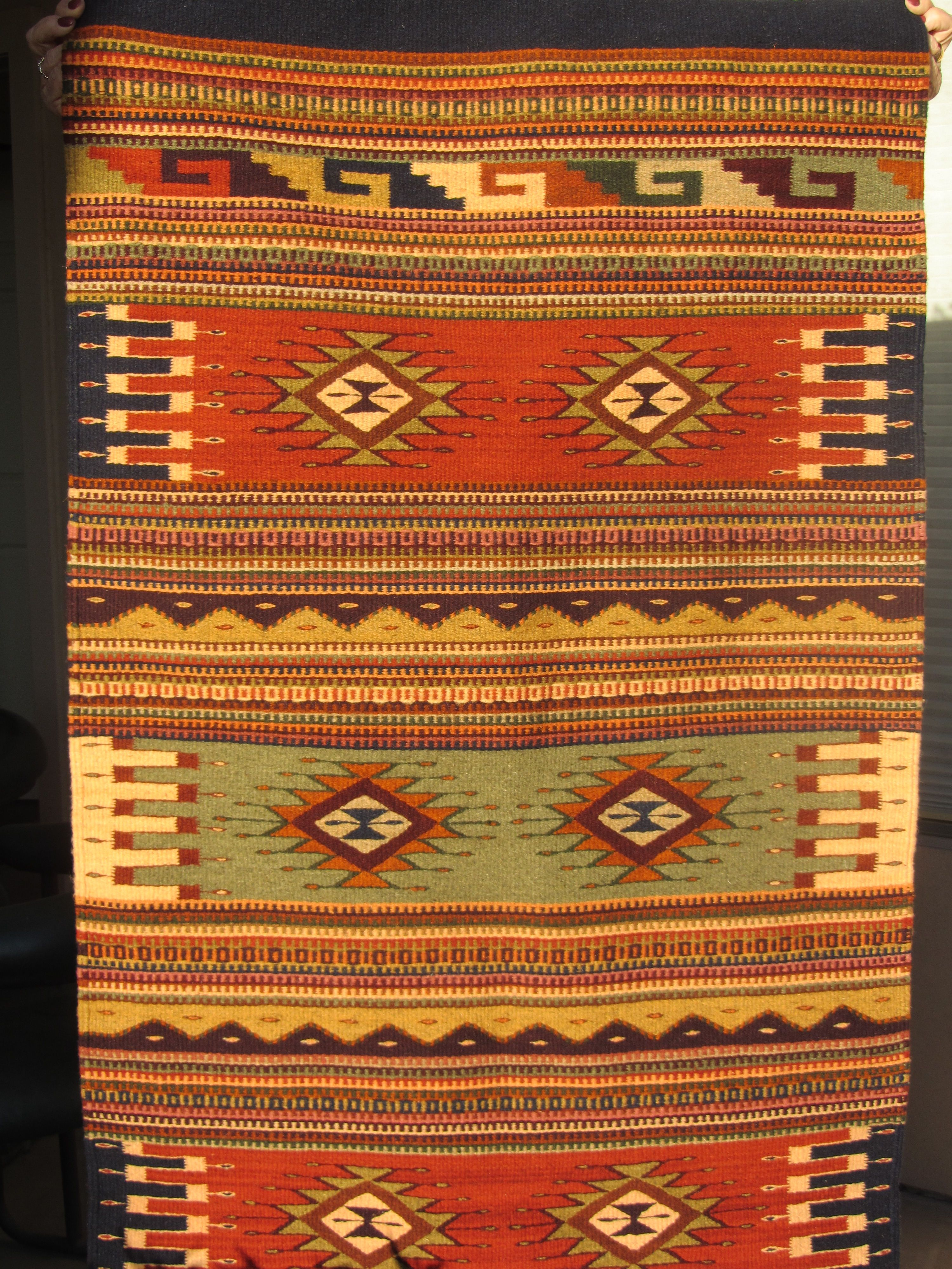 Mexican Rug Mexican Rug Rugs Indian Rugs