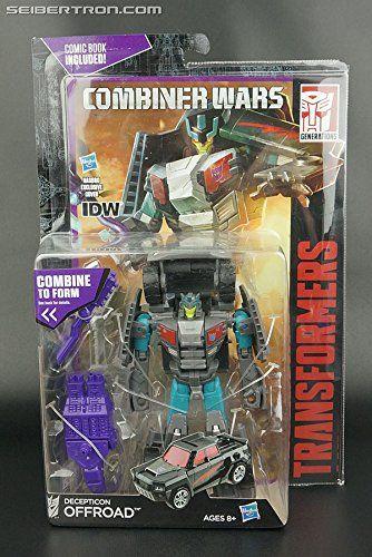 New Transformers Generations Combiner Wars Deluxe Class Offroad Truck KIDZ