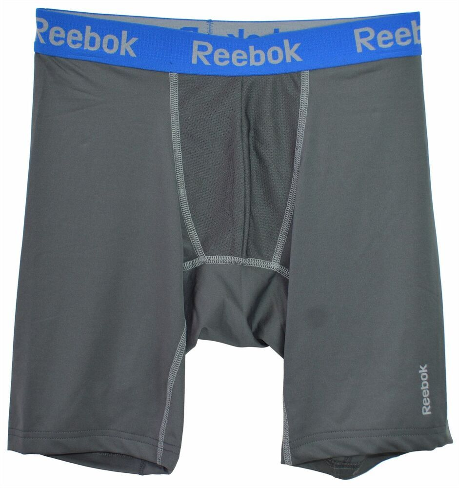 reebok men's 9'' boxer briefs
