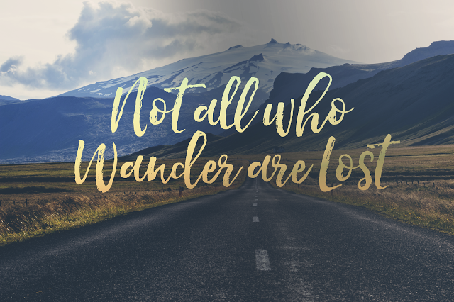 Not All Who Wander Are Lost Desktop Background Laiana Isabel Laptop Wallpaper Computer Backgrounds Macbook Wallpaper