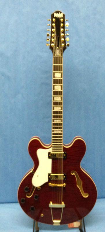 details about eastwood nashville 12 string lefty electric guitar new anything 01 guitar 12. Black Bedroom Furniture Sets. Home Design Ideas