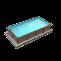 Vendita piscine fuori terra rotonde AZURO in acciaio con sistema skimfilter 2000. Entra e scopri i prodotti a catalogo a prezzi vantaggiosi da rivenditore diretto.